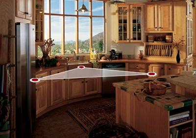 Amusing Kitchen Work Area Design Pictures - Best Ideas Interior ...